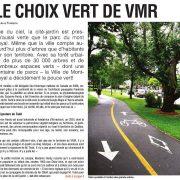 le choix vert de VRM - Suzanne Hardy